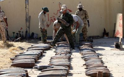 What exactly is happening in Libya?
