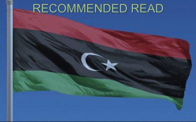 Washington can seize a pinprick of light in Libya