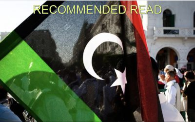 An open letter to my motherland, Libya