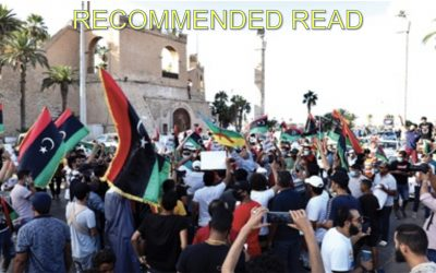 Tripoli rifts emerge