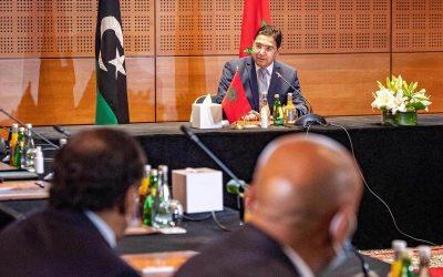 Morocco talks make progress overcoming Libya's east-west divide