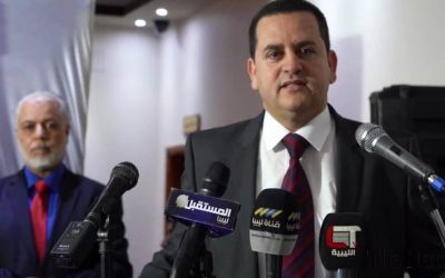 Eastern Libya's Foreign Minister urges foreign companies to invest in National Oil Sector