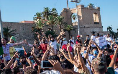 The Biden administration inherits a rapidly deteriorating Libya