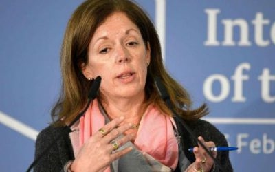 Williams recommends sanctions against anyone hindering Libya's upcoming dialogue