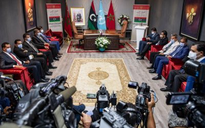 Libya's rival groups agree on choosing sovereign positions