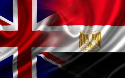 Egypt's President Sisi discusses Libya and GERD with UK's PM Johnson