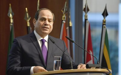 Egypt's el-Sissi signs maritime deal with Athens