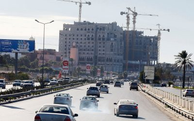 Turkey-Libya deal to complete unfinished construction projects enters into force