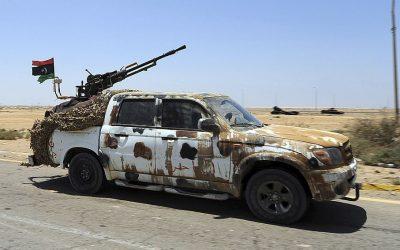 U.N. says preparations underway for meeting of Libyan factions