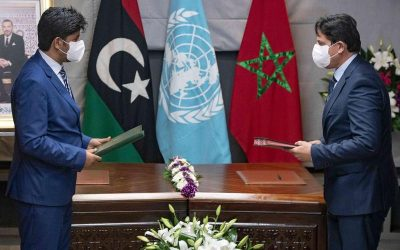 Libyan rivals reach agreements on leadership of key positions