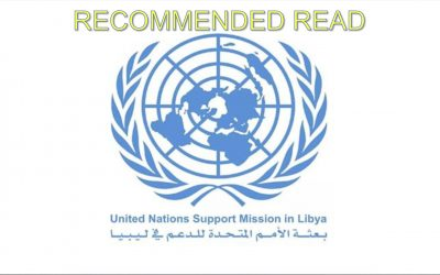 UNSMIL STATEMENT ON THE RESUMPTION OF INTRA-LIBYAN POLITICAL AND MILITARY TALKS