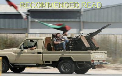 Conflict in Libya: Is there a new hope?