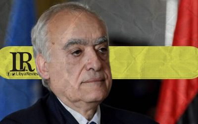Ghassan Salame Says Situation in Libya Has Never Been So Promising