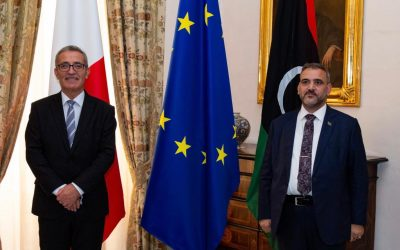 Maltese Foreign Minister to Al-Mishri: Two major conditions can boost Libya's economy