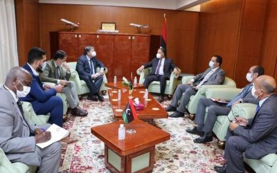 Libya seeks Spanish cooperation for developing airport sector