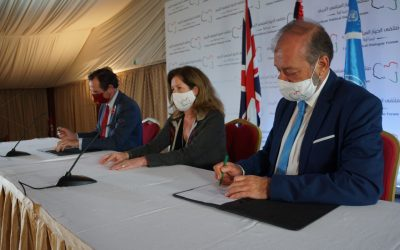 The United Kingdom spurs the peace process in Libya with a new funding contribution of £ 300,000 to UNDP