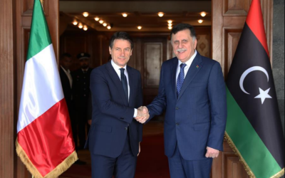 Italy supports Libyan Dialogue forum with half a million dollars