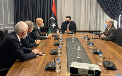 Eni oil to expand investments in Libya and support electricity sector