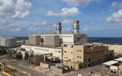 GECOL operates second turbine of khums power station