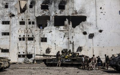 Libya rivals yet to start withdrawing forces: UN envoy