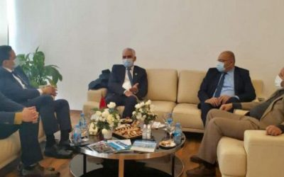 Libya, Morocco Aim to Extend Economic Relations As Peace Beckons