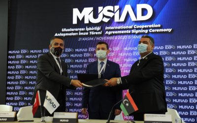Libyan Businessmen Council inks MoU with Turkish MUSIAD