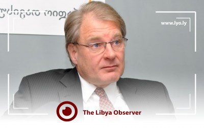 """Norland reiterates US will take concrete action against """"bad actors"""" in Libya"""