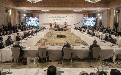 Libya rivals begin second round of talks on interim government