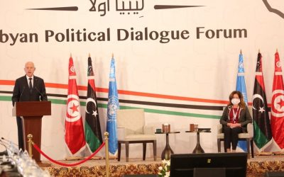 UN Mission Publishes List Of Names Of Members Of The Political Dialogue Advisory Committee.