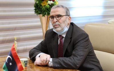 Libya talks digital transformation with KPMG, meets UK officials