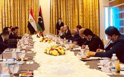 Cairo opens up to western Libya in bid to counter Turkish influence