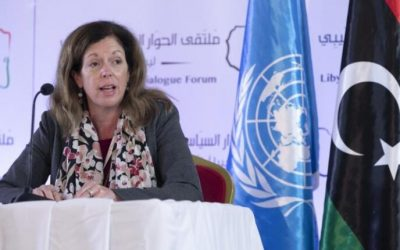 Williams: They are not in Libya for your interests, they are in Libya for their interests