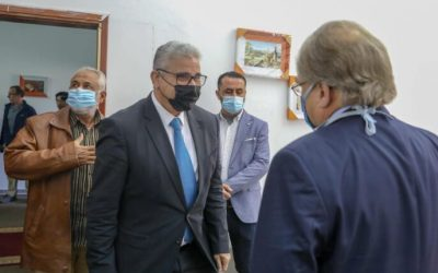 Bashagha and US Ambassador discuss cooperation in the field of secuirty