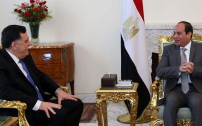 Libya and Egypt headed towards the restoration of diplomatic relations