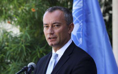 Bulgarian diplomat won't take up UN's Libya envoy job