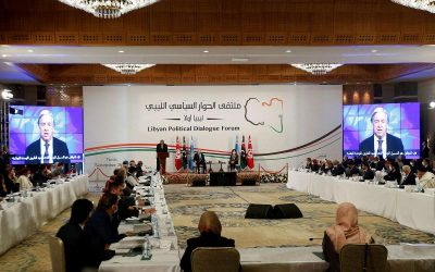 UN chief seeks dispatching of truce monitors to Libya
