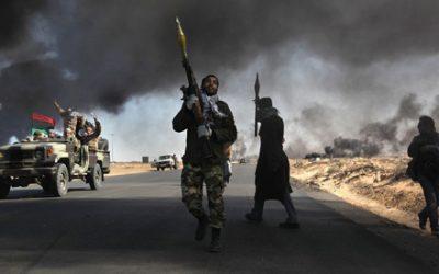 Yearender 2020: War and peace in Libya