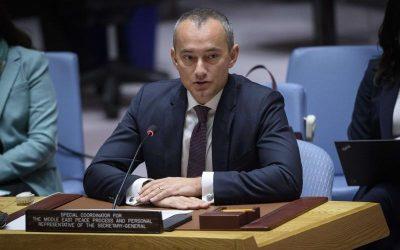 Continued disagreement over naming of UN Libya envoy