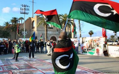 Libya´s rival governments discuss unifying 2021 budget
