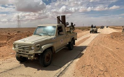 Libyan rival sides swap prisoners as part of UN-brokered cease-fire deal
