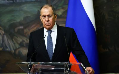 Russia's Lavrov warns against call to war by Libyan warlord Haftar