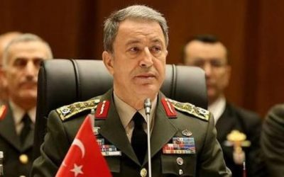 Turkey's defence minister flies to Libya: Media report