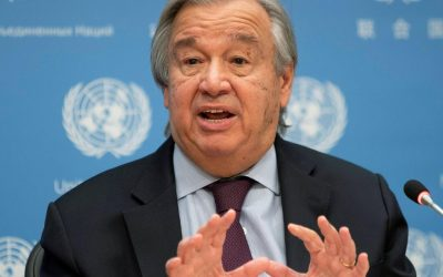 UN chief proposes new envoys to mediate Libya and Middle East