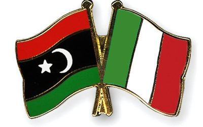 Libya, Italy ink military cooperation deal