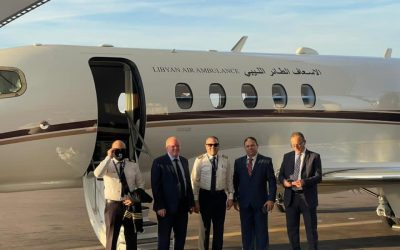 Air ambulance receives new plane, purchases three helicopters and establishes new maintenance centre