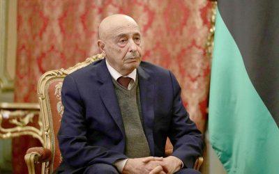 Aguila Saleh seen as 'biggest loser' from Libya settlement