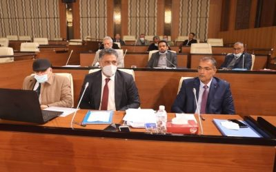 GECOL briefs HoR on achievements, stalled projects