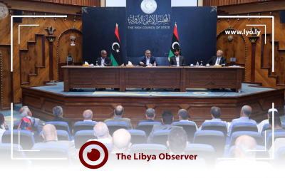 Libya's High Council of State to select constitution's legal committee