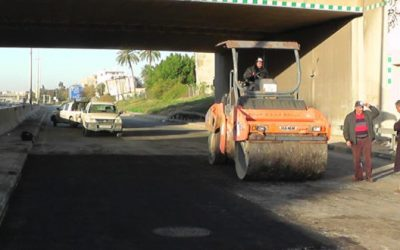 Libya and Italy agree to begin works on coastal road