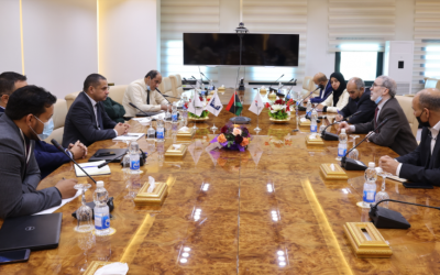 NOC looks to strengthen cooperation with the Libyan Investment Authority